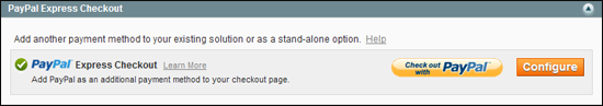 Step 2- Go to e-store's admin panel for tweaking some settings